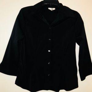 DEAL OR BOGO! EUC Black Top SzM
